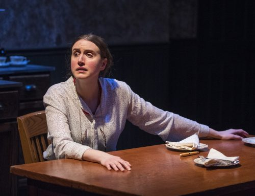 Hannah and Christina: A Conversation with Shattered Globe's Christina Gorman