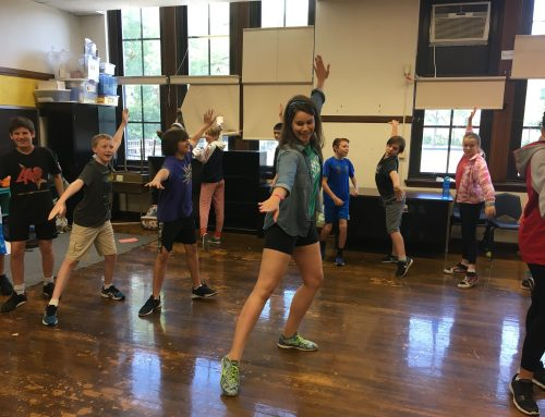 Kids Take Center Stage at Emerald City's Summer Camp