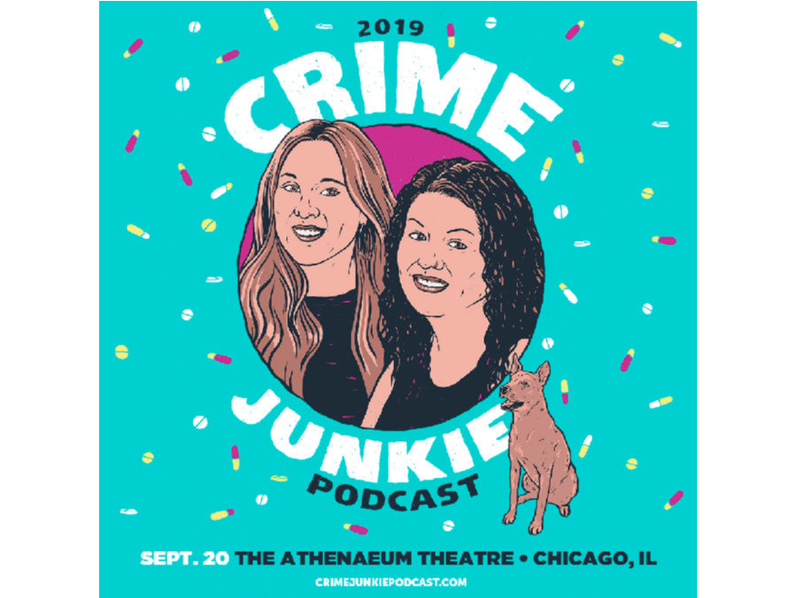 Crime Junkie Podcast Live – Belmont Theater District