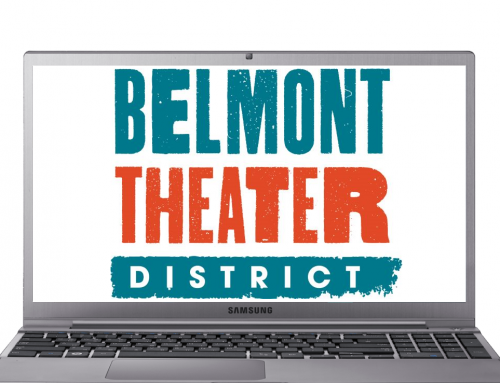 Virtual Programming from the Belmont Theater District