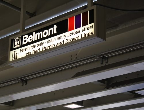 What is the Belmont Theater District?